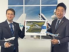 エールフランス/KLM航空が、旅行会社とCO2排出量削減で協業、旅工房とSAFプログラムで、環境配慮のツアー企画も